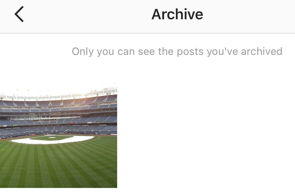 Instagram Adding Archiving Picture Option - Tech Geek and More