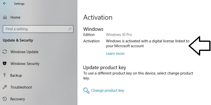 Finding Your Software Product Keys In Windows - Tech Geek
